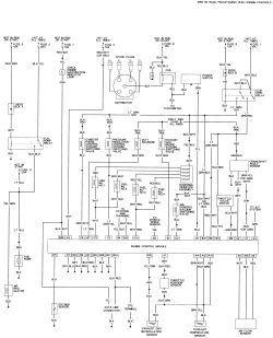 2000 Mercury Cougar Vacuum Diagram, 2000, Free Engine