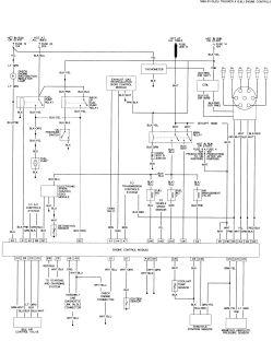 2000 isuzu trooper stereo wiring diagram prestolite 24 volt alternator 1996 rodeo schematic fuse npr image
