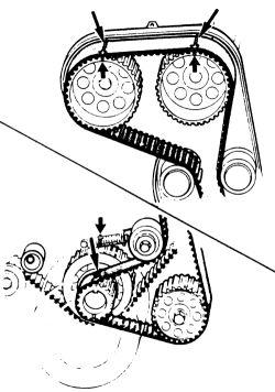 Timing Marks 2006 Suzuki Forenza 2 0, Timing, Free Engine