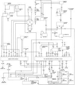 1988 Volvo 240 Wiring Diagram Volvo 240 Fuel System Wiring