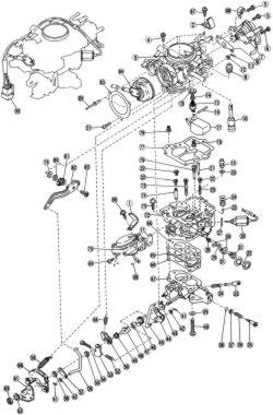 Nissan 1400 carburetor specs