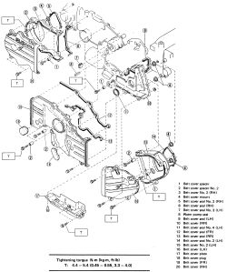 Service manual [2006 Scion Xb Engine Timing Chain Diagram