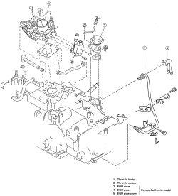 Service manual [1996 Subaru Alcyone Svx Removing Coolant