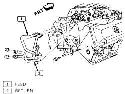 Grand Prix Throttle Position Sensor HHR Throttle Position