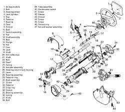 2000 Mitsubishi Truck Montero Sport 2WD 3.0L MFI SOHC 6cyl