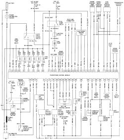 Chrysler Headlight Wiring Diagram. Subaru Headlight Wiring