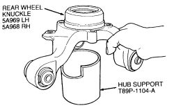Ford Thunderbird Front Suspension Diagram Acura TL Front