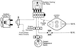 Flex Fan Wiring Diagram HEI Distributor Wiring Diagram
