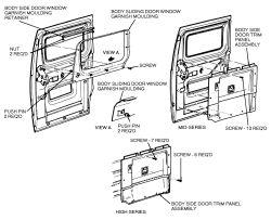 2002 Mercury Truck Villager Wagon 3.3L SFI SOHC 6cyl