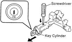 Harness Ignition Lock Housing Steering Column Wiring GM