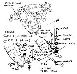 V8 Mechanical Fuel Pump Mechanical Water Pump Wiring