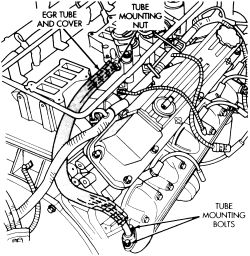 99 Ford Dpfe Sensor Location. Ford. Wiring Diagram Images