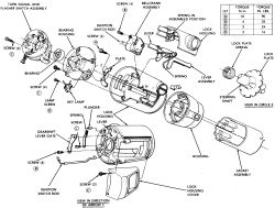 91 toyota pickup ignition wiring diagram 6 pin dc cdi box | repair guides steering switch autozone.com
