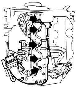 5 3 Engine Block Coolant Drain Plugs, 5, Free Engine Image