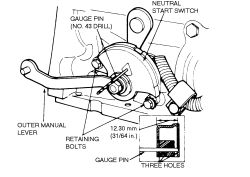 2006 mazda 6 headlight wiring diagram bt telephone extension box | repair guides automatic transmission neutral safety/back-up light switch autozone.com