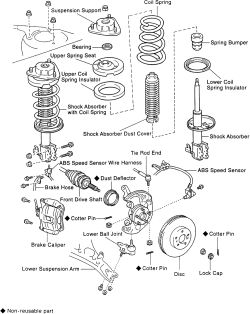 1994 Toyota Celica Steering Wheel Toyota Truck Steering