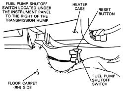 Need help with my 1990 ford ranger Fuel pump