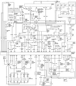 1987 Ford Bronco Ii Wiring Diagram 1987 Ford Ranger Wiring