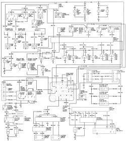 1988 Ford Bronco Ii Wiring Diagram 1986 Ford Bronco II