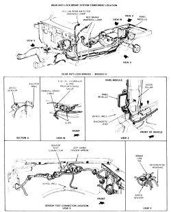 [Repair Anti Lock Braking 2006 Ford Gt Instrument Cluster