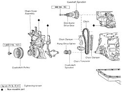 1991 Toyota Hilux Engine Wire, 1991, Free Engine Image For