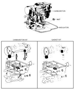 Toyota 22r Ignition Diagram Toyota Aisin Carburetor