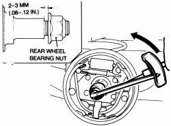 Service manual [1994 Plymouth Colt Vista Rear Shocks