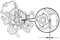 2001 Nissan/Datsun Truck Xterra 4WD 3.3L MFI SOHC 6cyl