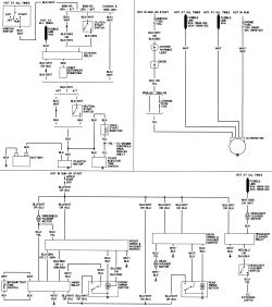 how to read wiring diagrams symbols diagram for electric motor with capacitor | repair guides autozone.com