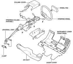 2001 Nissan/Datsun Truck Frontier Pickup 2WD 2.4L FI 4cyl