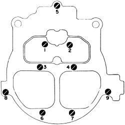 ac rochester 4mc throttle plate