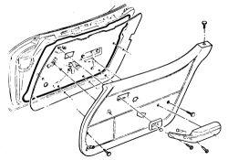 Corvette Door Panels, Corvette, Free Engine Image For User