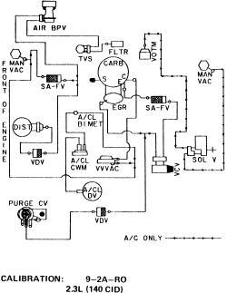 Vacuum Hose Routing Diagram Ford 5 4l Engine 1999