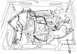 1988 Dodge Raider Vacuum Diagram. Dodge. Auto Parts