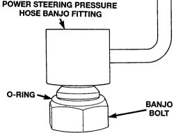 1998 Chrysler Cirrus Power Steering 1998 Chrysler Town