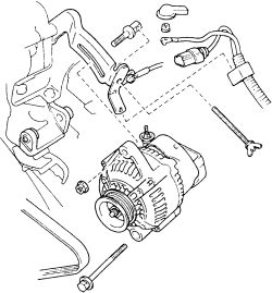 10si Alternator Wiring Electric Motor Wiring Diagram ~ Odicis
