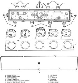 1999 Jeep Wrangler Instrument Cluster Wiring Diagram, 1999