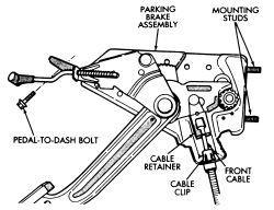Wiring Diagram: 10 Jeep Wrangler Emergency Brake Diagram