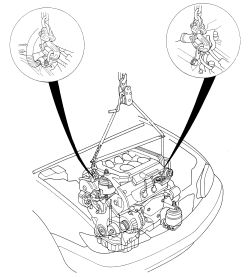 Solved: How to replace Engine on Acura Car models?