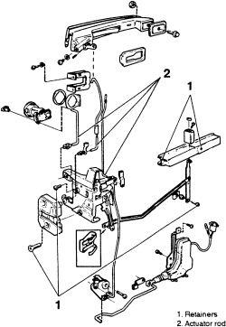 Dodge Dakota Window Regulator Diagram, Dodge, Free Engine
