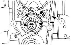 1997 ford escort: i get a diagram to install a timing belt