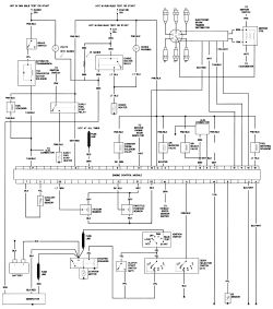 Gm Wiring Color Codes GM Trailer Wiring Wiring Diagram