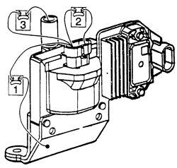 Ignition Control Module Location 94 Chevy S10, Ignition