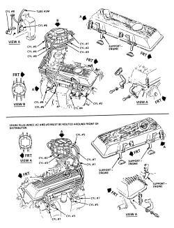 1990 Buick Electra Park Avenue Ultra 3.8L MFI OHV 6cyl