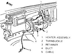 1963 Chevy Impala Steering Column Diagram, 1963, Free