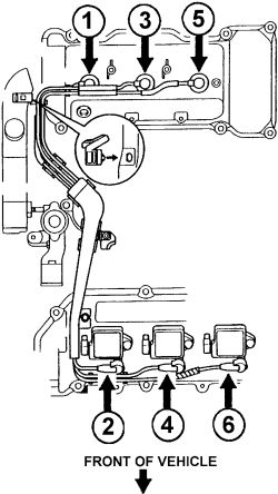 1999 toyota 4runner wiring diagram 2006 ford truck | repair guides firing orders autozone.com