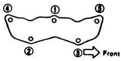 removing intake manifold..gasket replacement (manifold