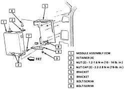 Gm Ecm Harness Connectors, Gm, Free Engine Image For User
