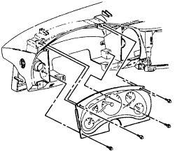 1984 Chevrolet Monte Carlo 5.0L Carburetor OHV 8cyl