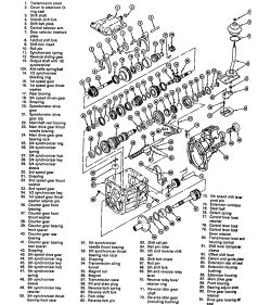 Jeep 4 0 Engine Rear Axle Exploded View, Jeep, Free Engine